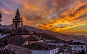 Picture Spain, Andalusia, Zahara de la Sierra