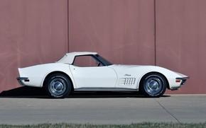 Picture Convertible, Side view, Chevrplet Corvette ZR-1