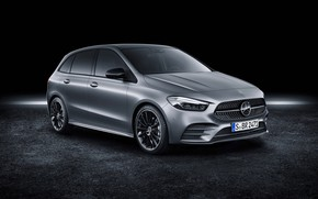 Picture Mercedes-Benz, AMG Line, B-Class, 2019
