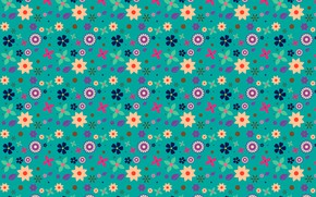 Picture background, texture, flowers, pattern, Floral
