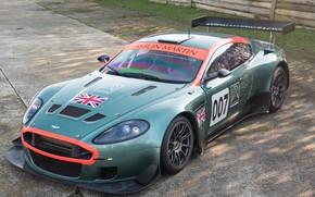 Picture Green, GT3, Sports, Aston Martin DBRS9