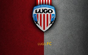 Picture wallpaper, sport, logo, football, La Liga, CD Lugo