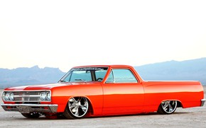 Picture Chevrolet, Custom, The Way, Low, Vehicle
