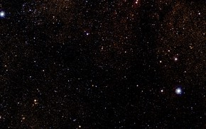 Picture Stars, Milky Way, Gas Clouds, Dust Clouds, Local Field, Sky at Night, Wide Field Overview