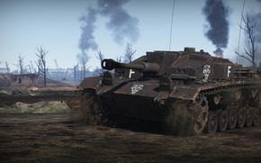 Picture War, War Thunder, Ground Forces