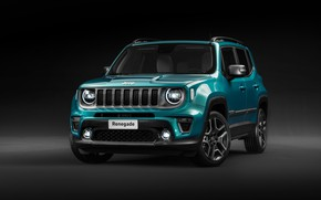 Picture Jeep, Limited, Renegade