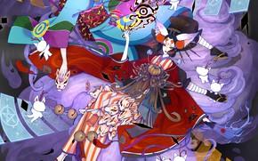 Picture Mononoke, Kusuriuri, Onmyouji, Onmyoji, Onmyouji (NetEase), Sanbi no Kitsune