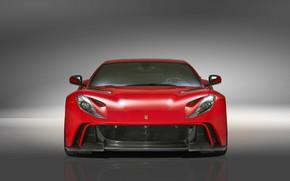 Picture Ferrari, supercar, front view, Novitec, N-Largo, Superfast, 812, 2019