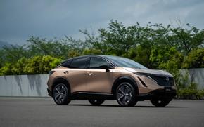 Picture Nissan, JP-spec, 2020, Ariya, e-4orce
