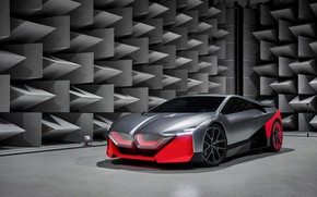 Picture wall, coupe, camera, BMW, 2019, Vision M NEXT Concept