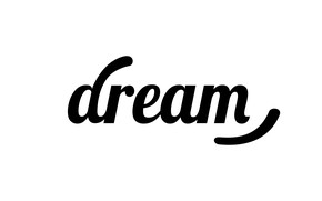 Picture dream, letters, dream, sleep, the word