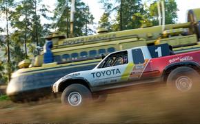 Picture car, Train, Forza Horizon, Hovercraft, Forza Horizon 4