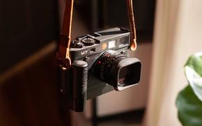 Picture background, camera, Leica M