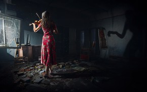 Picture game, Get Even, 2019, Chernobylite