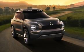Picture Concept, Mitsubishi, 2019, E-Yi