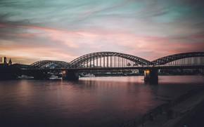 Picture City, Russia, Bridge, Saint-Petersburg, Canal