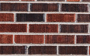 Picture wall, texture, bricks