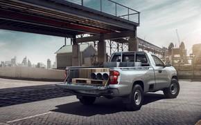 Picture Peugeot, body, pickup, 2020, Country trek, Changan Kaicene F70
