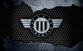 Picture wallpaper, sport, logo, football, Libertad Asuncion