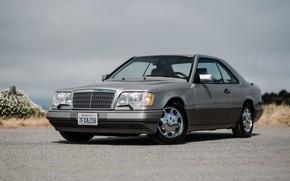Picture COUPE, Mercedes - Benz, C124, E320