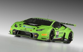Picture Lamborghini, GT3, Sports car, 2015, Huracan, Lamborghini Huracan GT3