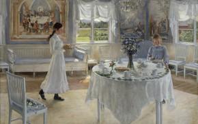 Wallpaper Fanny Brate, Fanny Ingeborg Matilda Brother, Fanny Ingeborg Matilda Fry, Swedish painter, Fanny Brother, Swedish ...
