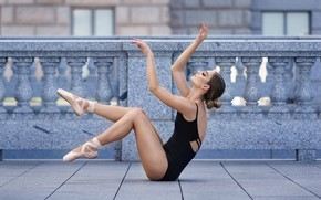 Picture dancer, Caitlyn, beautiful legs