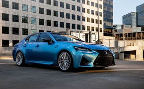 Picture Lexus, Japan, Blue, F-Sport