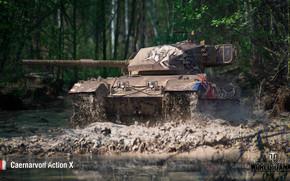 Picture WoT, World of Tanks, Wargaming, Caernarvon Action X