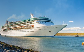 Picture Bay, liner, cruise