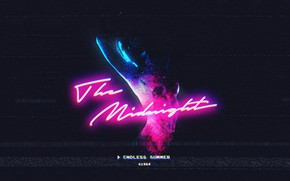 Picture Electronic, Midnight, Synthpop, 2016, Retrowave, Synthwave, Synth pop, New Retro Wave, Endless summer, The Midnight