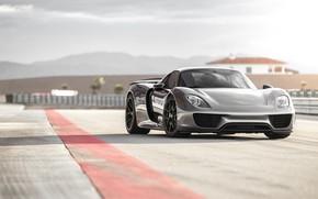 Picture Porsche, supercar, Spyder, 918