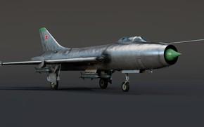 Picture Russia, Fighter-bomber, Sukhoi, Su-7B
