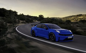 Picture movement, 2018, WTCR, Lynk & Co, 03 Cyan Concept