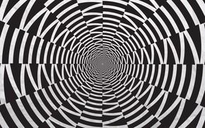 Picture Line, Background, Illusion, Optical illusion, Cheating, Illusion