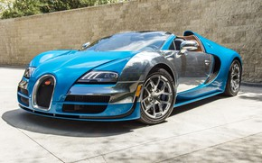 Picture Bugatti, Veyron, 2013, Vitesse Meo, Bugatti Veyron 16.4 Grand Sport