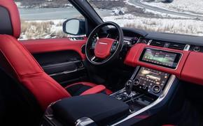 Picture Range Rover, salon, Sport, 2019, HST