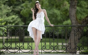 Picture girl, style, Elisa