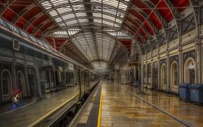 Picture England, Westminster, Hello Paddington