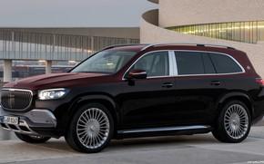 Picture Auto, Crossover, Mercedes-Maybach-GLS-600-4MATIC-2020-5120x2880-048
