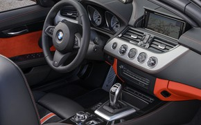 Picture interior, devices, BMW, Roadster, 2013, E89, BMW Z4, Z4, sDrive35is