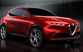 Picture Concept, Alfa Romeo, 2019, Tonal