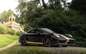 Picture 911, Porsche, Turbo, 2018, Manhart, TR 700