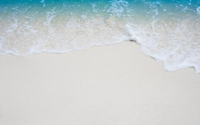 Wallpaper sand, sea, wave, beach, summer, summer, beach, sea, blue, seascape, sand, wave