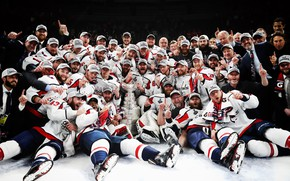 Wallpaper The game, Sport, Ice, Team, Washington, Ice, Victory, Washington, 2018, NHL, NHL, Washington Capitals, Cup, ...