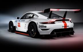Picture 911, Porsche, racing car, RSR, 2019