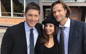 Picture photo, girl, photo, Supernatural, Jensen Ackles, Supernatural, face, Jared Padalecki, Jensen Ackles, Over The Padalecki …