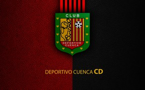 Picture wallpaper, sport, logo, football, Deportivo Cuenca