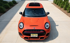 Picture Mini, Cooper, John Cooper Works, 2019, Hardtop International, Orange Edition