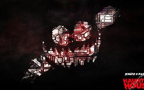 Picture Music, Logo, Background, Haunted House, Knife Party, Knife, Big Beat, Rob Swire, EarStorm, Gareth McGrillen, …